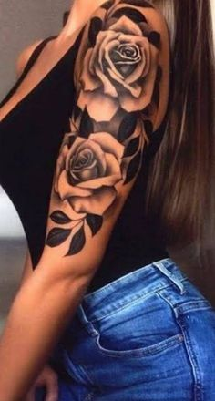 oberarm tattoo ideen rose neue 49 Tattoo rose oberarm 49 neue Ideen You can find Woodwork tattoo and more on our website Tattoos Arm Mann, Dope Tattoos, Badass Tattoos, Body Art Tattoos, Small Tattoos, Tatoos, Girl Arm Tattoos, Pretty Tattoos, Cool Tattoos For Girls