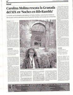 El blog de Carolina Molina Blog, Novels, Artists, Blogging