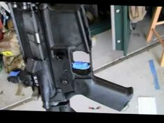 How to Camo Paint an AR15 - Easy DIY Rattlecan Job for Your Rifle - http://fotar15.com/how-to-camo-paint-an-ar15-easy-diy-rattlecan-job-for-your-rifle/