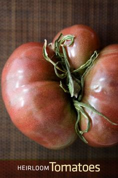 Heirloom Tomatoes: One of the Fresh Summer Ingredients at P.F. Chang's #PFCSummer