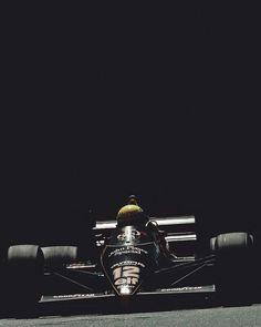 Lotus-Renault, Ayrton Senna
