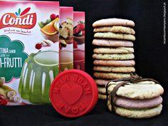 Cookies de gelatina