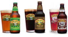 Sierra Nevada Beer - auch großartig, vermutlich mein liebstes