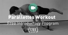 Learn how to get started with Parallettes today! http://gmb.io/parallettes-workout-routine/