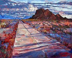 Erin Hanson, 1981   Impressionist / Expressionist / Abstract painter   Tutt'Art@   Pittura * Scultura * Poesia * Musica  
