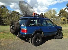 range rover p38 off road - Google Search