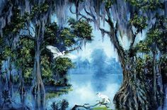 """The BAYOU Art Print • Click on image for awesome view • 100% Mint unused condition • Well discounted price • print is 12"""" x 18"""" • Semi-Gloss Finish • Superb art at a discounted price,  • Usually ships within 72 hours or less with tracking. • Satisfaction guaranteed or your money back. • Click on image for awesome view. Print is on sale postage paid.. We accept all major Credit Cards.. Go to: Sportsworldwest.com"""