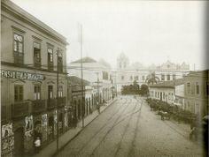 1910 - Travessa de São Francisco.