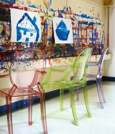 Lou Lou Ghost | Kartell | Philippe Starck. Check it out on Architonic