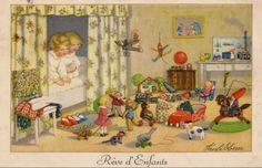 Pauli Ebner (1873-1949) — Old Post Cards (900x583)
