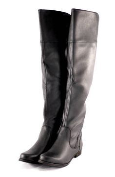 Womens Boots Brown Size 10 By XOXO Bardot Over The Knee Motorcycle