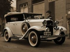 Vintage car Photography...