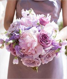 30 Lilac And Lavender Wedding Inspirational Ideas #lavenderweddings #weddingbouquets