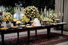 Decoração de Casamento Diurno - Peguei o Bouquet