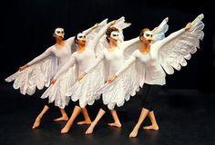 Bird Mask Leather White Heron Mask Beak Egret by LovelyLiddy Theatre Costumes, Ballet Costumes, Dance Costumes, Kalif Storch, Halloween Kostüm, Halloween Costumes, Bird Wings Costume, Beak Mask, Lion King Costume