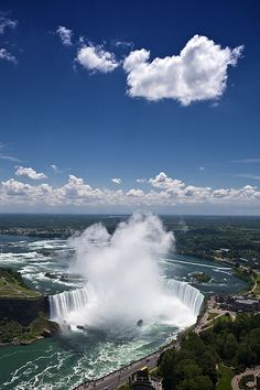 Niagara Falls- American and Canadian side. http://livedan330.com/2015/10/31/day-tripping-with