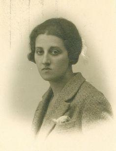 1. irudia: Felisa Martin Bravo fisikaria eta meteorologoa (1898-1974) #emakumeaitzindariak