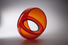 JOHN KILEY   Glass Sculpture by John Kiley at Schantz Galleries