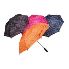 Seriously! You can't beat this umbrella. I use it to keep the sun off as well as the rain. Tanning is NOT good! These umbrellas are bigger than purse size but not as big as golf umbrellas. Get several cuz the price is right!