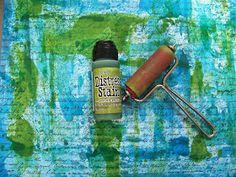 ten thirty-six arts and crafts . Mixed Media Techniques, Mixed Media Tutorials, Art Journal Techniques, Painting Techniques, Art Journal Prompts, Art Journal Pages, Art Journals, Altered Books, Altered Art