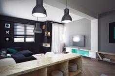 Two Tiny Apartment Under 40 Square Meters By Nikola Kungulovski | Home Design And Interior