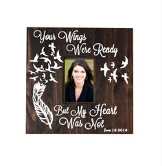 12 Best Memorial Signs And Frames Images Picture Frame Picture