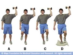 10 best balance exercises images  balance exercises
