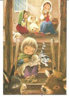 POSTAL DE CONSTANZA (Postales - Navidad)