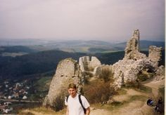 Čachtice Castle, Slovakia. Former home of the infamous Bloody Countess.