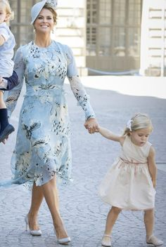 Europe's Royals — royalwatcher: Princess Leonore was a bundle of...