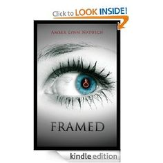 FRAMED (Book 3, The Caged Series) [Kindle Edition], (paranormal romance, paranormal fantasy, urban fantasy, amber lynn natusch, arson, empath, shifters, supernatural, werewolf fiction)