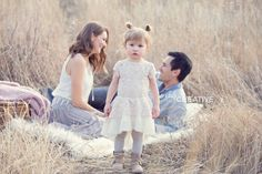 Family boho session at devils backbone in Loveland, Colorado. family session, boho family session, sunset family session, devils backbone, colorado, family portraits, art piece, family photos, large canvas family photo, family with little girl, toddlers and photos