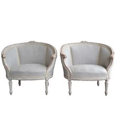 Pair of Large Chairs