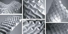 pliages structurels / respirants
