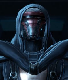 During the early skirmishes of the Mandalorian Wars, this mask belonged to a Mandalorian female...