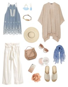 """Без названия #3"" by jiyuk on Polyvore featuring мода, Joie, The Row, Mint Velvet, Rebecca Minkoff, Humble Chic, Gas Bijoux, Taolei, Chanel и Fresh"