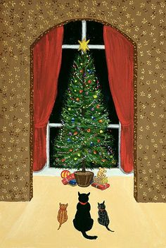 """The Christmas Tree"" by Margaret Loxton"