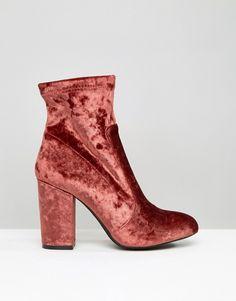 0a405fda05b5 Discover Fashion Online Tenue, Chaussure, Tableau, Bottes Roses, Bottillons  De La Cheville