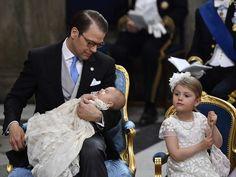 Doop prins Oscar - Blauw Bloed