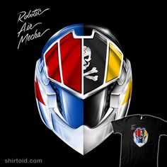 Robotic Air Mecha | Shirtoid - not enough Robotech shirts out there. Well done.