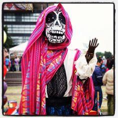 The Begger  Día de Muertos, Mexico