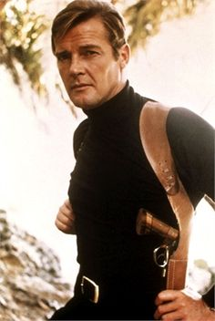 Roger Moore as James Bond 007.                                                                                                                                                                                 More