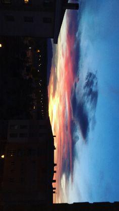 #wallpaper #wallpaperiphone #sky #blue #pink #orange #yellow