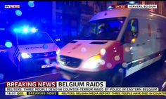 {  BREAKING NEWS: ANTI-TERROR RAID IN BELGIAN TOWN CENTRE 'LEAVES THREE DEAD AFTER 10-MINUTE GUN BATTLE'  } #DailyMailUK ..... ''Official says that the police anti-terror raid is 'jihadist-related' Comes after investigators said they were probing local arms dealer He is believed to have sold weapons to deli killer Amedy Coulibaly''.....   http://www.dailymail.co.uk/news/article-2912037/Anti-terror-raid-Belgian-town-centre-leaves-three-dead.html