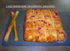 100%Gourmande . : Moule Tablette rhubarbe framboises