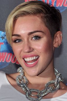 Miley Cyrus. | 33 Before And After Photos That Prove Good Teeth Can Change Your Entire Face . . . After