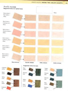 mixing skin tone in acrylic - pale-skin-lighter-tones