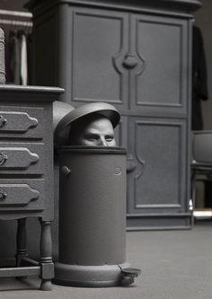 Peek a Boo~♛