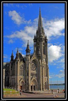 St. Colemans Cathedral, Cork, Ireland Copyright: Noel Byrne