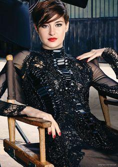 Shailene Woodley by John Russo   2014